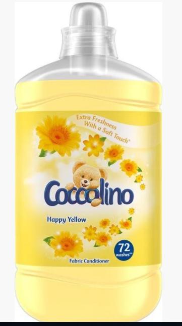 Кондиционер для белья Coccolino