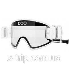 Пленка от грязи на маску POC Ora Tear Off Film, Transparent, (PC 412519008ONE1)