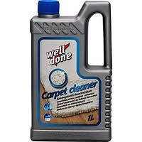 Средство для чистки ковров и мягкой мебели Well Done Carpet Cleaner 1000 мл