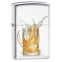 Zippo 28293 Beer high polish chrome