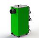 Твердотопливный бытовой котел Kotlant КО-14 кВт-3Д с электронной автоматикой и вентилятором, фото 3