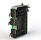 Твердотопливный котел Kotlant КО 16 кВт-3Д с механическим регулятором тяги, фото 2