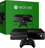 Microsoft Xbox One 500GB + игра: Gears of War Ultimate Edition
