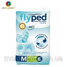 Памперси для дорослих Fly Ped, розмір L, 7 шт.