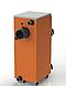 Твердотопливный котел с наклонной загрузкой Kotlant КН-12,5 с электронной автоматикой и вентилятором, фото 2