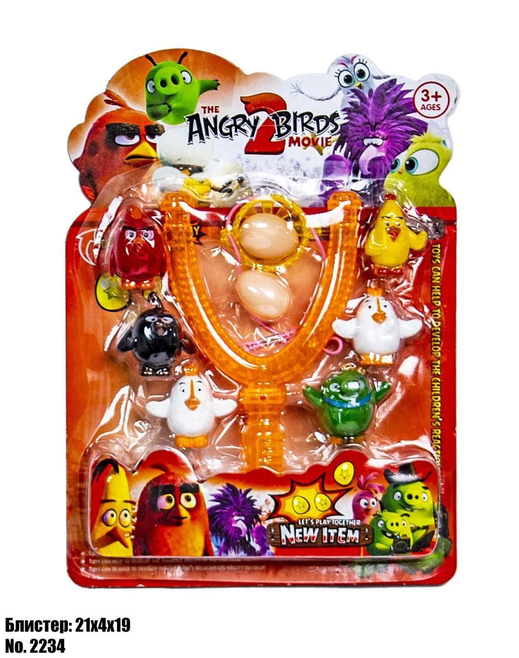 "Набір колекційних іграшок ""Angry Birds"""