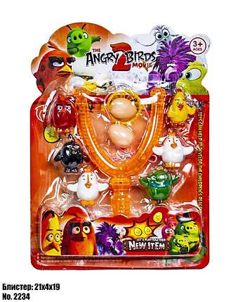 """Набір колекційних іграшок """"Angry Birds"""", фото 2"""