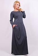Женское  платье 8080 (42-60)
