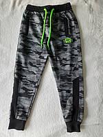 Спортивные штаны для мальчика хакки 4,9 лет