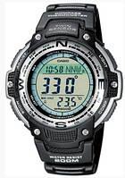 Часы CASIO SGW-100-1VEF Компас, термометр