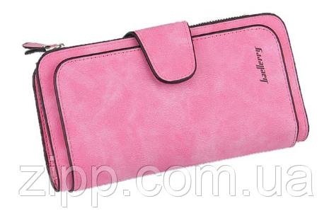 Жіночий гаманець пормоне Baellerry Forever Рожевий