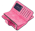 Жіночий гаманець пормоне Baellerry Forever Рожевий, фото 3