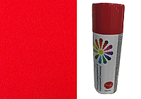 Краска аэрозольная красная 400 мл Fügenlux краска в баллончиках для дерева, кирпича, по металлу эмали