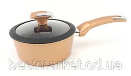 Ковш Кухонный с Мраморным Покрытием A-Plus 18 см