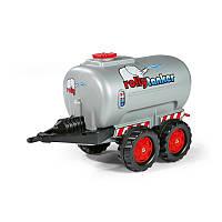 Прицеп цистерна для трактора Tanker Rolly Toys 122127