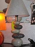 Светильник декоративный керамический, фото 2