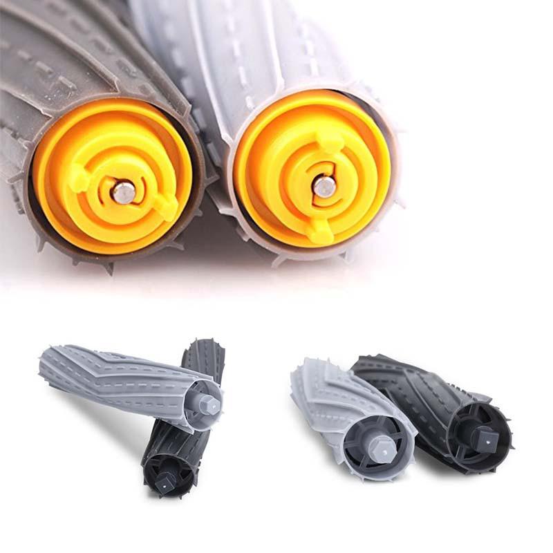 Скребки щетки валики для роботов пылесосов iRobot Roomba 800 900 серии, пара