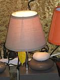 Светильник декоративный керамический, фото 3