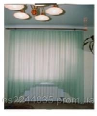 Вертикальные жалюзи (пластик&тюль)