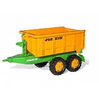 Прицеп для трактора желтый Joskin Rolly Toys 123216