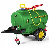 Прицеп цистерна с распылителем и насосом Rolly Toys 123025