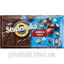 Шоколад Studentska Чорний 180г