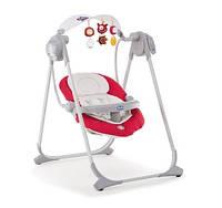 Кресло-качалка CHICCO Polly Swing Up (цвет: Paprika)