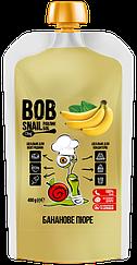 Пюре из Банана без сахара Bob Snail (400 грамм)