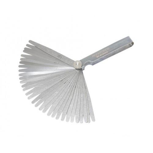 Набор щупов, 32пр.(0.02-1мм),в блистере