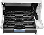 Принтер HP Color LaserJet Pro M479fdn, фото 4