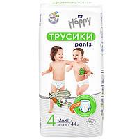 Подгузники-трусики детские Bella Baby Happy Junior (8-14) кг 40 шт