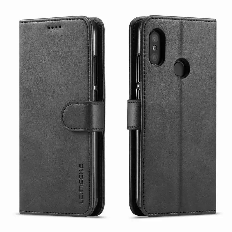 Чехол-книжка Xiaomi Redmi Note 7 / Redmi Note 7 Pro Black