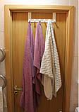 Предоплата! Дверная вешалка для вещей, одежды, полотенец IKEA ENUDDEN 602.516.65, фото 4