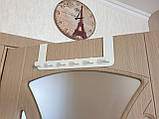 Предоплата! Дверная вешалка для вещей, одежды, полотенец IKEA ENUDDEN 602.516.65, фото 7