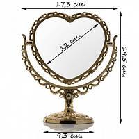 Зеркало для макияжа №815, настольное, фото 1