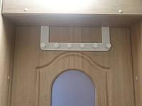 Предоплата! Дверная вешалка для вещей, одежды, полотенец IKEA ENUDDEN 602.516.65
