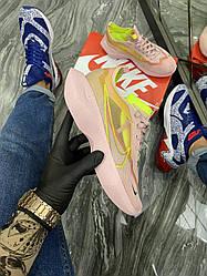 Жіночі кросівки Nike Vista Pink Green (рожеві)