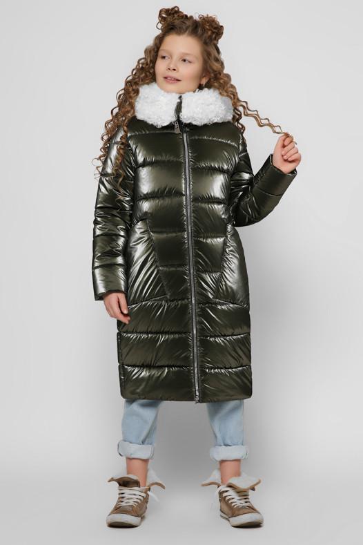 Зимняя куртка для девочки DT-8305