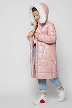 Зимняя куртка для девочки DT-8305, фото 3