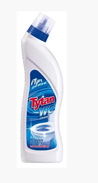 Средство для чистки унитазов Tytan (1,2л.) в ассортименте