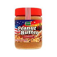 Арахісова Паста Gina Peanut Butter Сгипсһу, 350 г