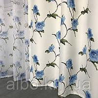 Шторы и тюль для зала кухни спальни, красивые шторы и тюль в зал комнату кухню квартиру, атласные шторы в, фото 7