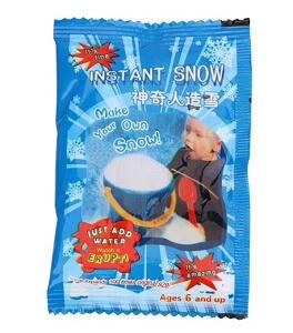 Снег для слайма