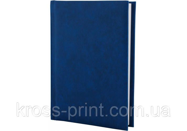 Щоденник недатований, А6, Algora, синій