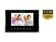 Full HD 1080P Видеодомофон с записью видео по-движению Jarvis JS-7MB FullHD