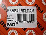 Подшипник ступицы задней на Renault Trafic III / Opel Vivaro B / Nissan NV300 с 2014... FAG (Германия) 580541, фото 6