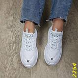 Кросівки жіночі на високій платформі OB2304, фото 3