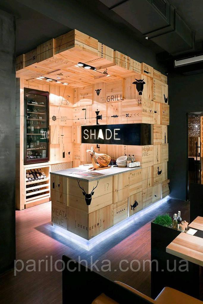 Интерьер и мебель для ресторанов, баров, кафе, пабы