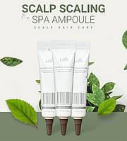 Пилинг для кожи головы La'dor Scalp Scaling Spa Hair Ampoule, 15 g.