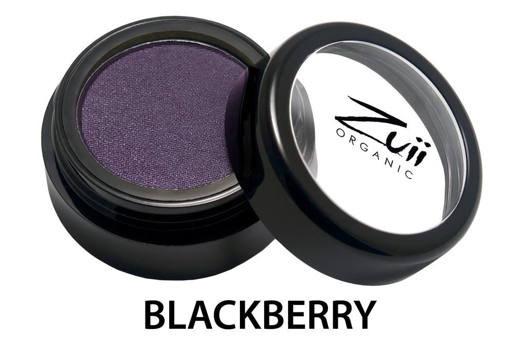 Тени для век органические Blackberry/ Ежевика  1,5 г Zuii Organic
